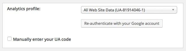 All Website Data