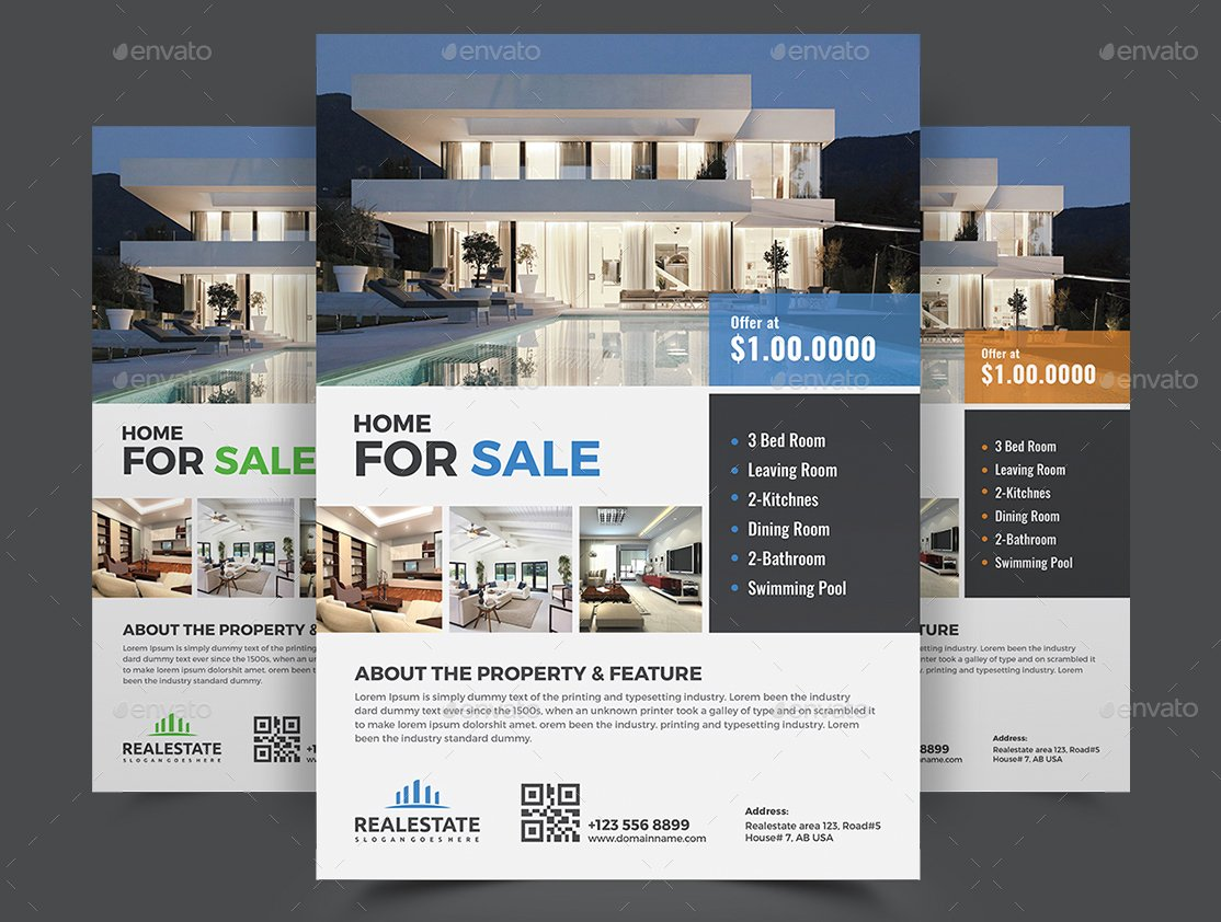 real estate flyers design koni polycode co