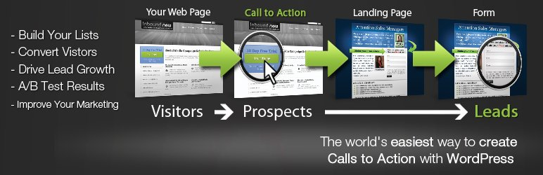 WordPress Calls-to-Actions