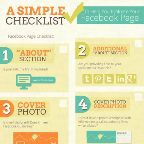 A Facebook Page Checklist