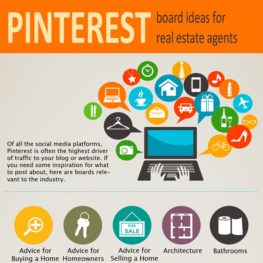 Pinterest Board Ideas for Real Estate Agents