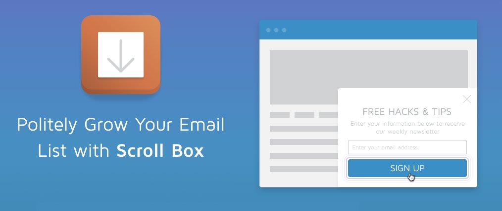 Scroll Box