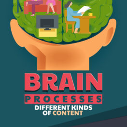 How the Brain Processes Different Kinds of Content