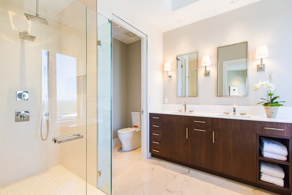 Give the Bathroom a Facelift