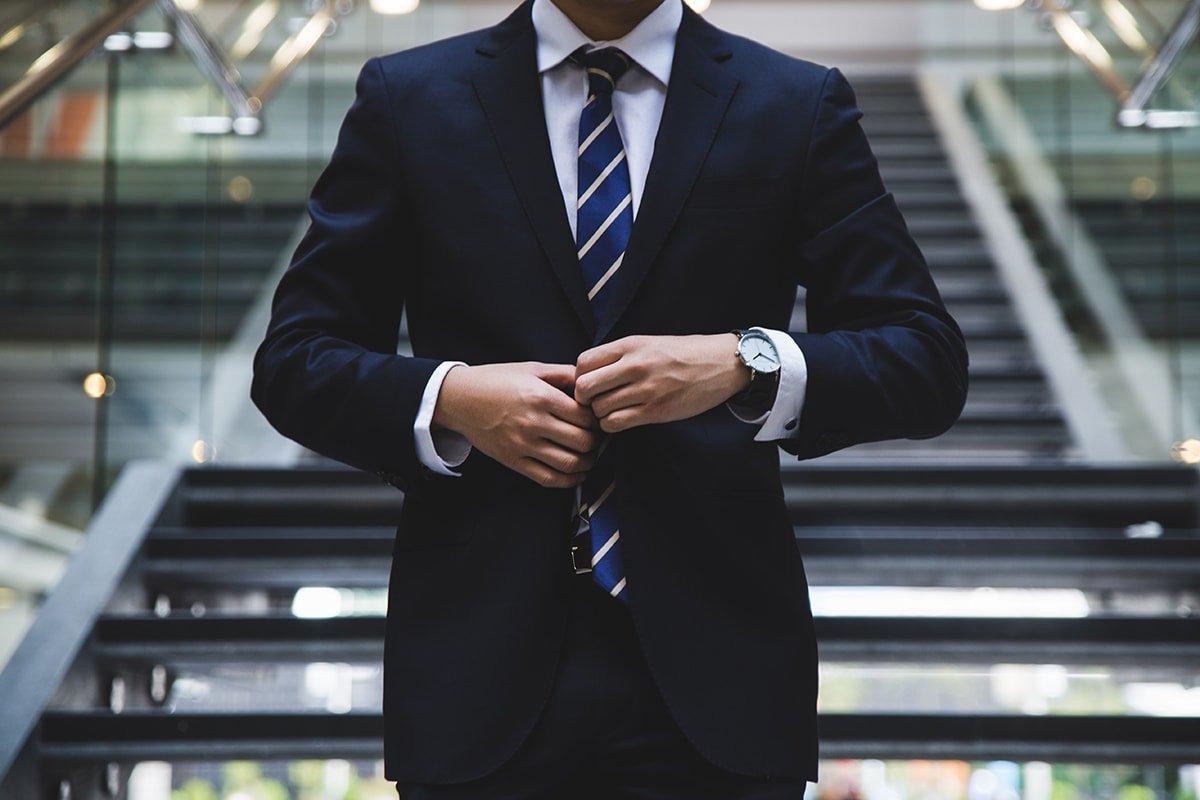 Use a business profile