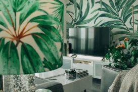 Money Green Living Room