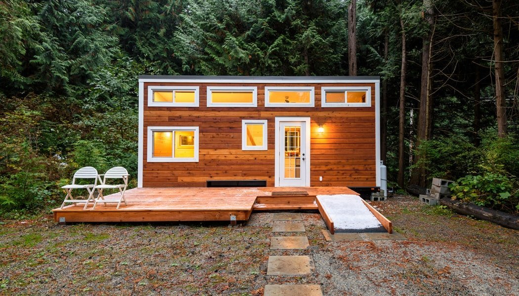 top tips for putting up your tiny house for sale. Black Bedroom Furniture Sets. Home Design Ideas