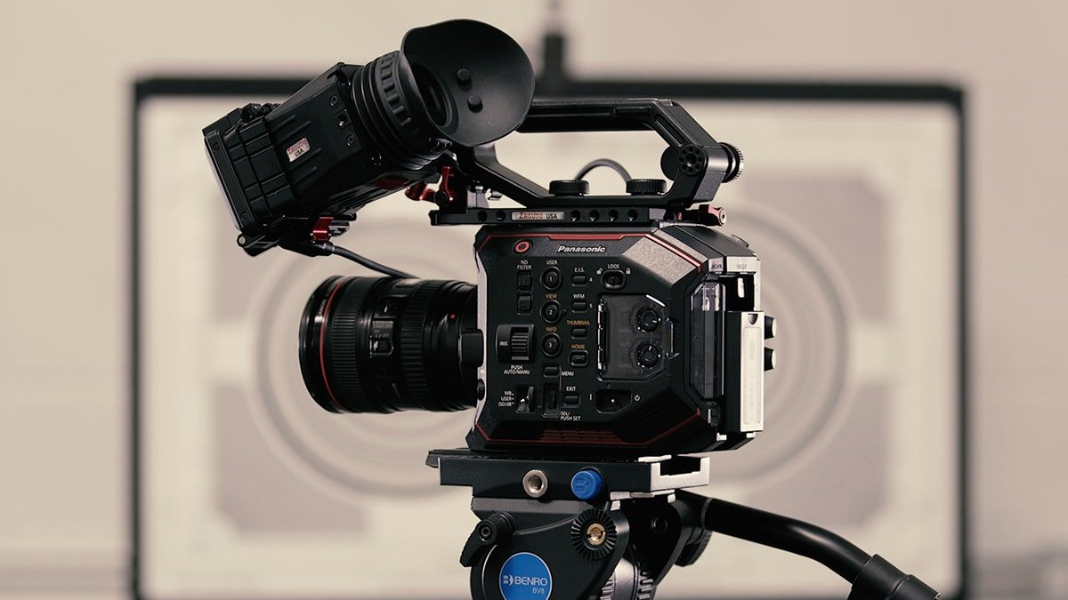 Video camera for filming YouTube videos