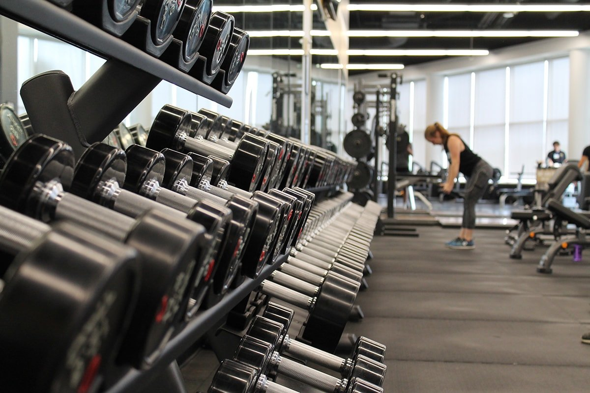 Using a gym membership as an incentive