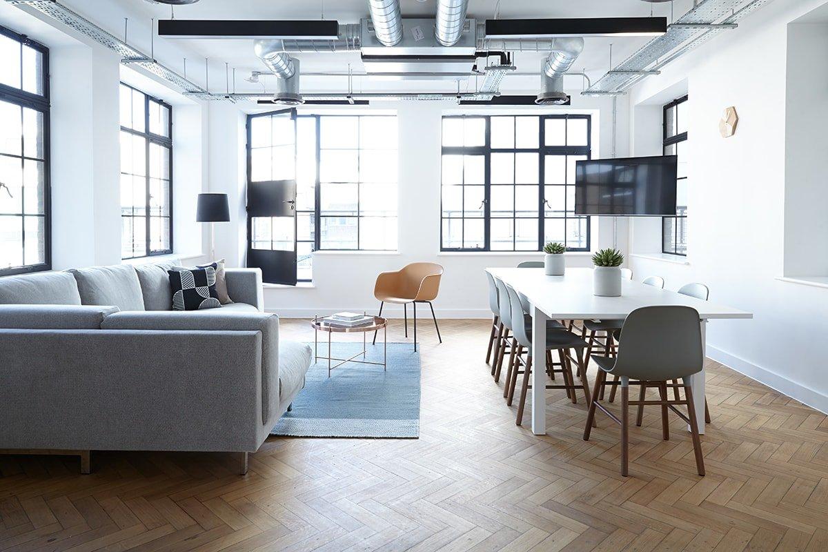 What is vinyl plank flooring?