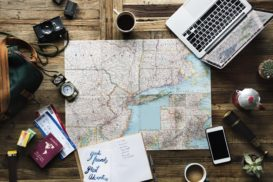 Planning for AirBNB and a trip
