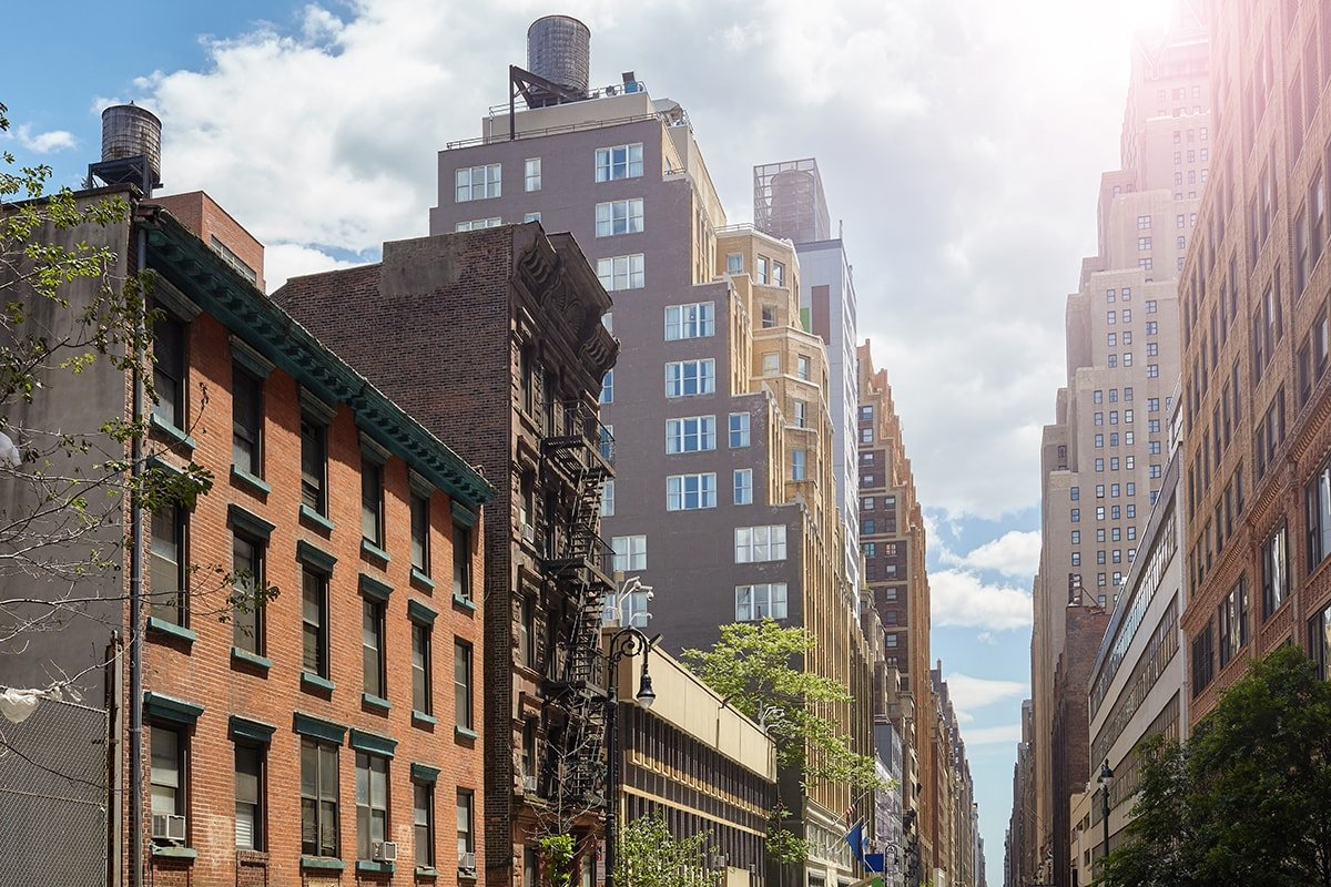 Condo buildings
